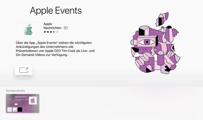 Apples Oktober-Event kann im Livestream geschaut werden