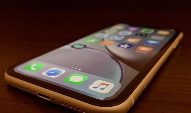 """Das iPhone XR im Test – das """"R"""" steht für """"Light"""""""