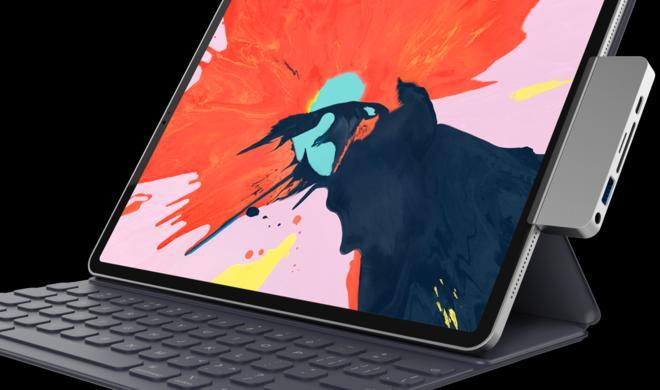 11 x praktisches USB-C-Zubehör fürs iPad Pro 2018