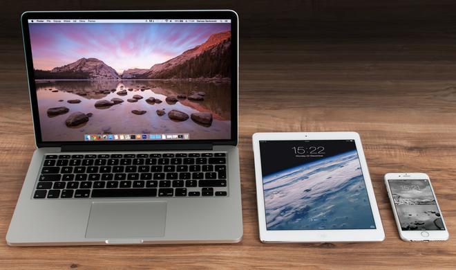 Diese macOS-Version setzen die verschiedenen iOS-Ausgaben voraus