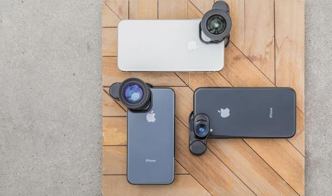 Olloclip bringt Connect X Linsenclips für iPhone XS, XS Max und XR