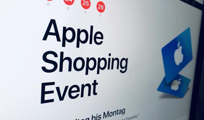 iTunes-Gutscheine statt Rabatte: Black Friday 2018 bei Apple