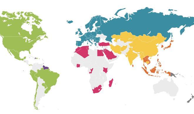 Internationaler Prepaid-Datentarif für eSIM in iPhone XS und XR im Angebot
