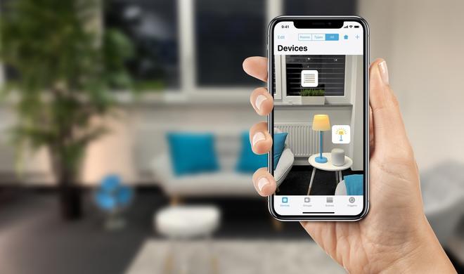 HomeKit + ARKit: Mit dieser App steuern Sie Geräte in AR
