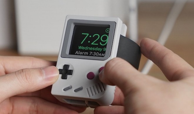 Die Apple Watch als Nintendo Game Boy