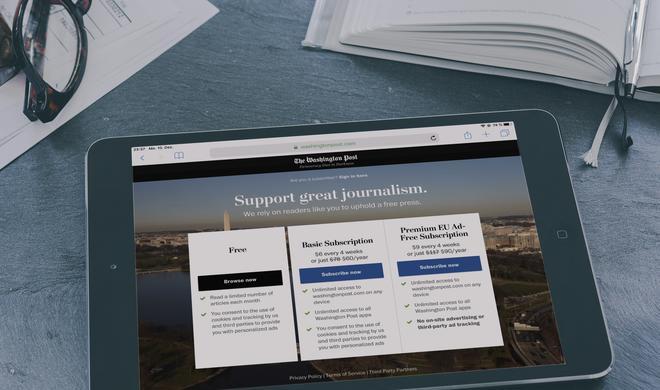 Trick 17: Bezahlschranken auf dem iPad umgehen – kinderleicht mit diesem Tipp