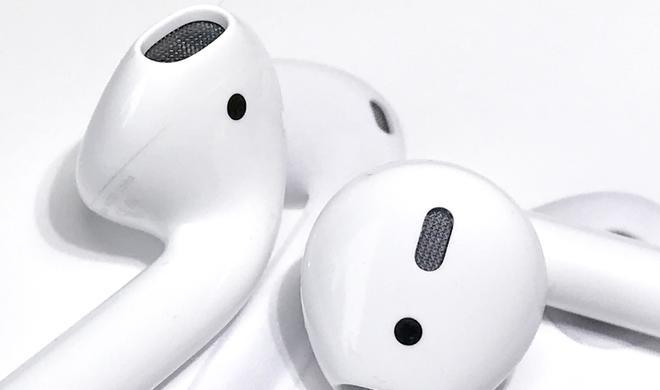 AirPods reinigen: So befreien Sie die Apple-Kopfhörer von Ohrenschmalz und anderem Dreck