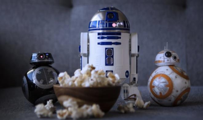 Bye Bye, BB-8: Sphero stellt ferngesteuerte Star-Wars-Droiden ein