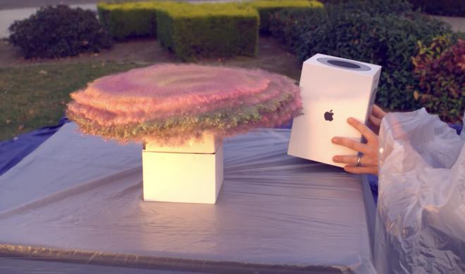 Überraschte Paketdiebe: HomePod entpuppt sich als Stinkbombe