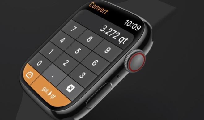 Taschenrechner für die Apple Watch kehrt zurück