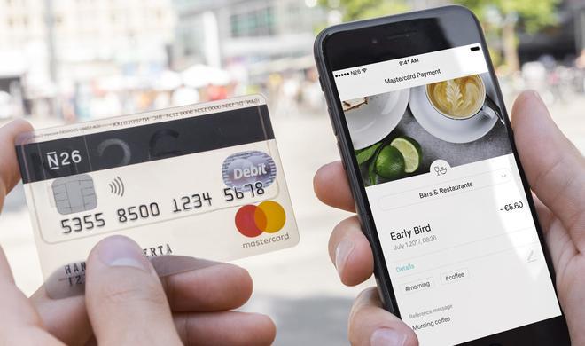 Bankgeschäfte mit dem iPhone erledigen