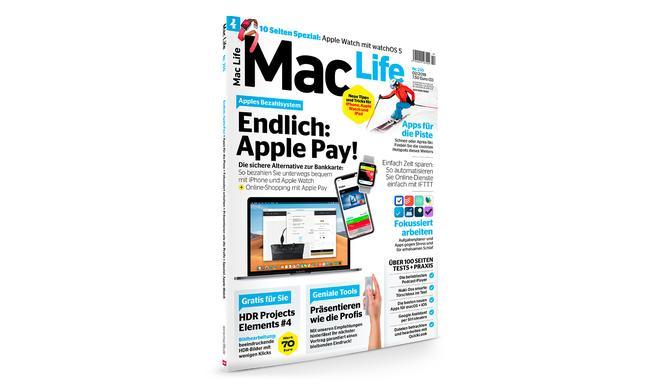 Die neue Mac Life ist da – Endlich Apple Pay in Deutschland