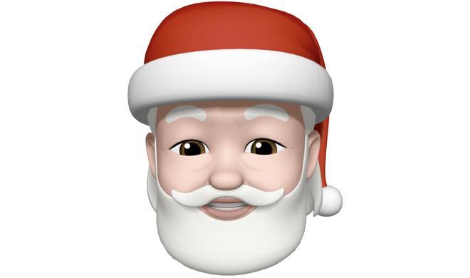 Weihnachtsgrüße mit iMessage verschicken: So wird Ihr Memoji zum Weihnachtsmann