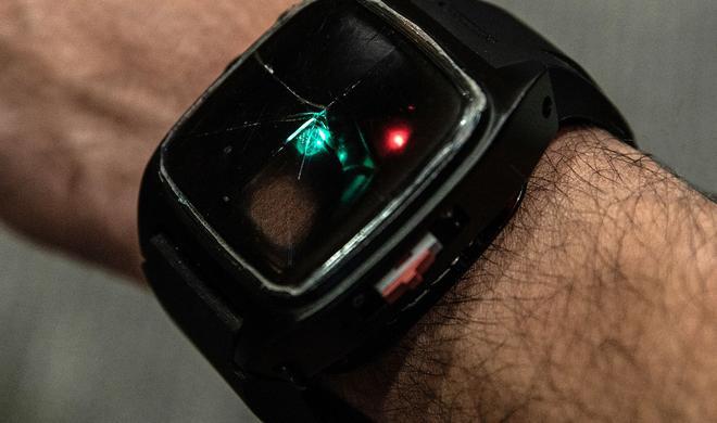 Keine Apple-Watch-Konkurrenz: Wearable zeigt Opiatmissbrauch an