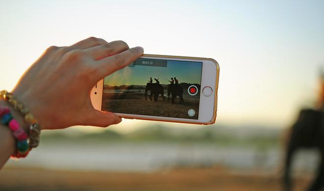 Filme drehen mit dem iPhone – so geht's