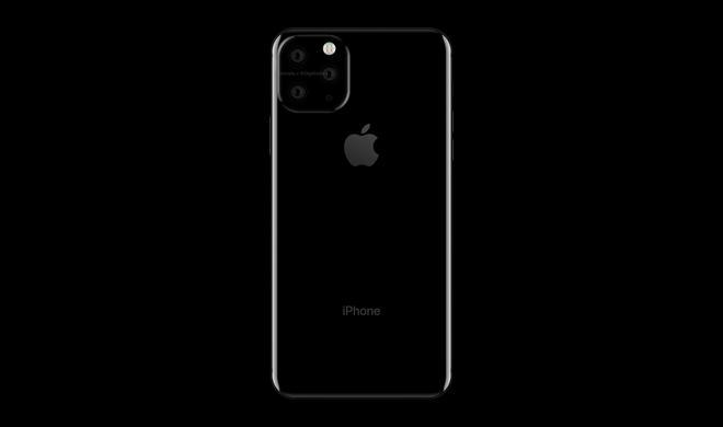 Bericht: Neues High-End-iPhone mit Triple-Kamera - XR-Nachfolger erhält Dual-Kamera