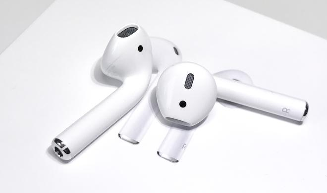 AirPods: Nachfolger für Anfang 2019 geplant - Gesundheitsfeatures an Bord