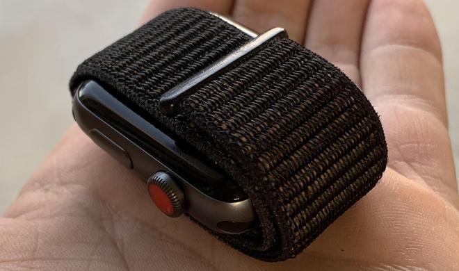 Trick 17: So schützt das Sport Loop die Apple Watch vor Kratzern