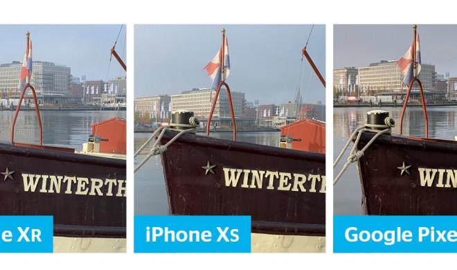 Foto-Duell der Giganten: Smartphone-Schnappschüsse im Vergleich