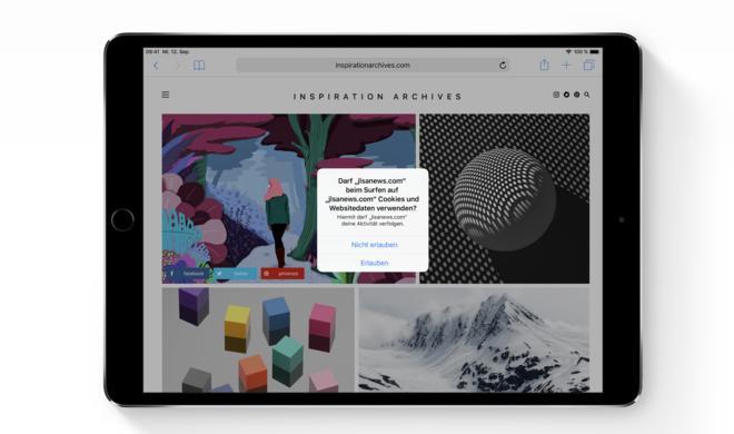Safari unter iOS 12: Wissenswertes zu den Tabs