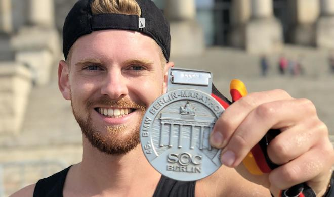 Härtetest: Berlin-Marathon mit der Apple Watch