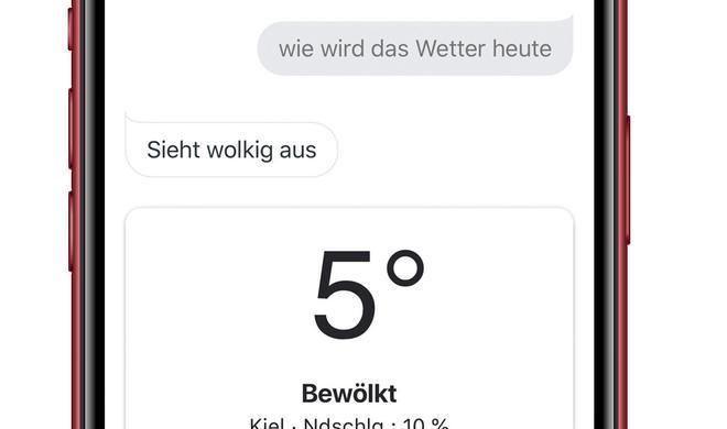 Google Assistant mit Siri starten - so geht's