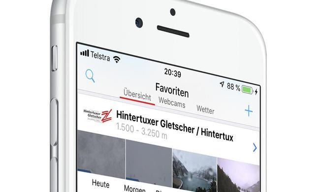 App auf die Piste! Die besten Apps für Skifahrer