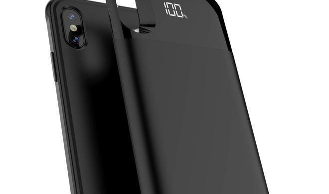 Neu bei hardwrk: Magnetic Battery Case: haftet magnetisch, lädt das iPhone kabellos