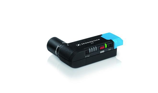 Schnell und professionell: Das Mikrofon-Set AVX-MKE2 von Sennheiser