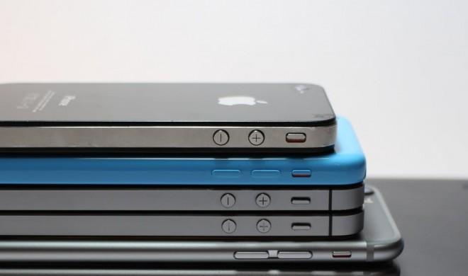LTE von iPhone XS Max doppelt so schnell wie iPhone 5s