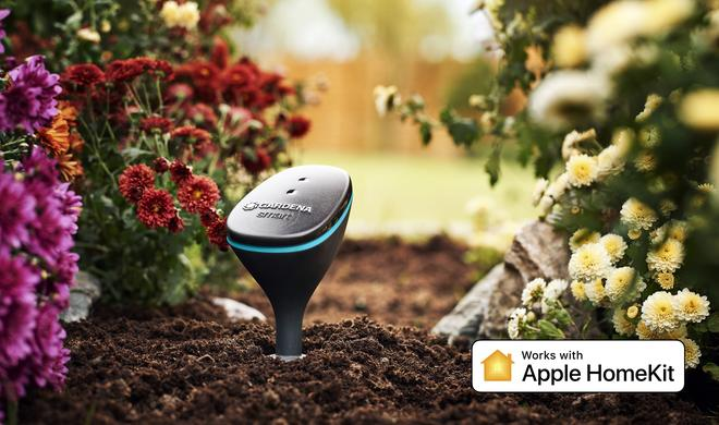 Gardena Smart System ab sofort fit für HomeKit