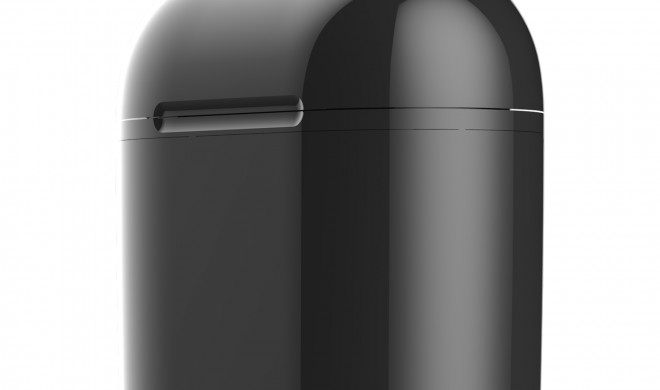 hardwrk Wireless Charging Case für Apple AirPods jetzt auch in Schwarz erhältlich