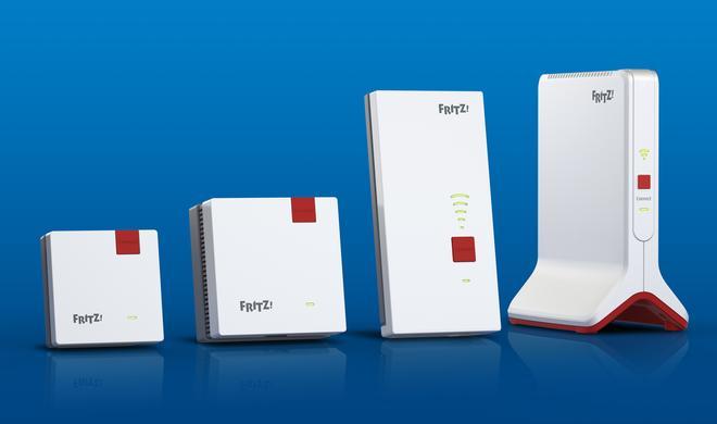 AVM stellt neue FRITZ!Repeater vor: Weiterhin keine WiFi-6-Router in Sicht