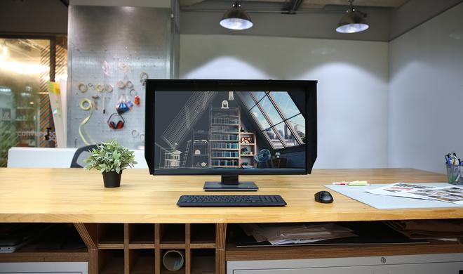 Monitor für professionelle Bildbearbeitung: Acer ProDesigner PE320QK