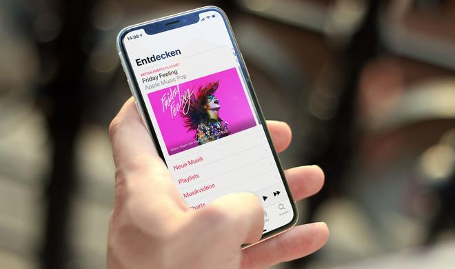 Apple Music: So entfernen Sie heruntergeladene Musik von Ihrem iPhone