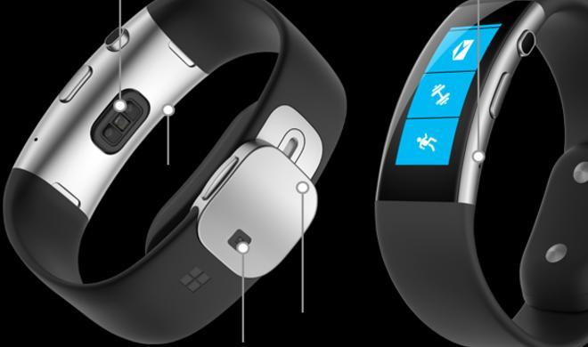 Apple Watch macht Microsoft Band App endgültig platt