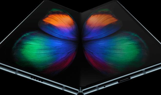 Samsung will Faltdisplays an Apple und Google verkaufen