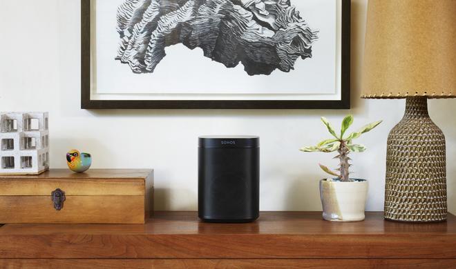 Hardwareupgrade: Sonos macht den Sonos One zukunftssicher