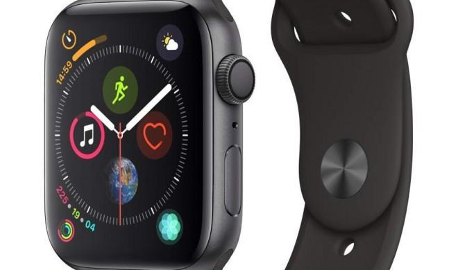 Apple Watch Series 4 (44 mm) in Spacegrau für unter 400 Euro