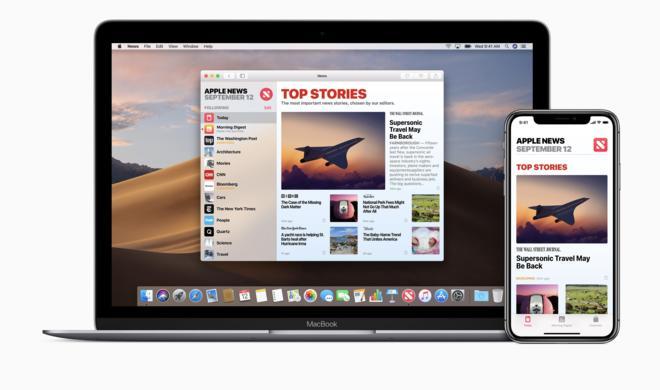 So können Sie Apple News auch in Deutschland nutzen