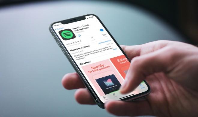 """Apple reagiert auf Spotify-Vorwürfe: """"Spotify möchte alle Vorteile einer kostenlosen App ohne kostenlos zu sein"""""""