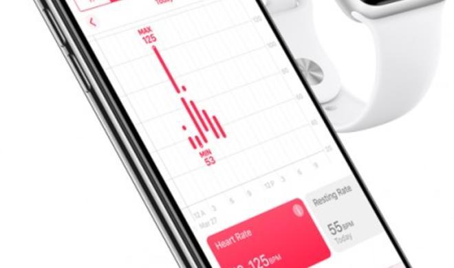 2.000 Teilnehmer erhielten durch Apple Watch Studie Hinweise auf Probleme