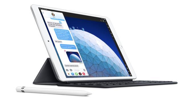 iPad Air 2019: Apple überrascht mit neuem Mittelklasse-Tablet