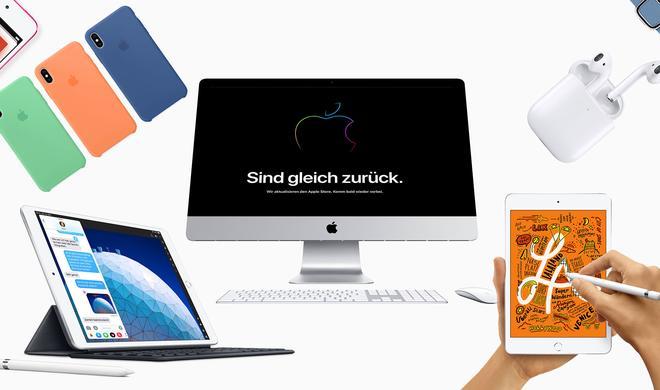 Freaky Week: Apple überrascht mit ideenloser Modellpflege
