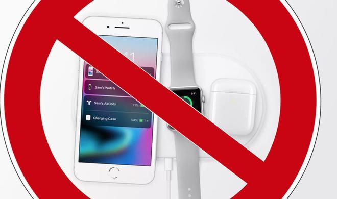 AirPower eingestellt: Apple kündigt Qi-Ladematte offiziell ab