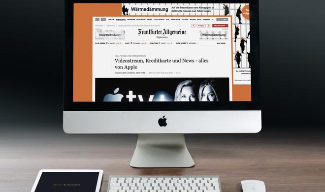 Presseschau: Reaktionen zu Apples neuen Dienstleistungen Apple TV+, News+, Card und Arcade