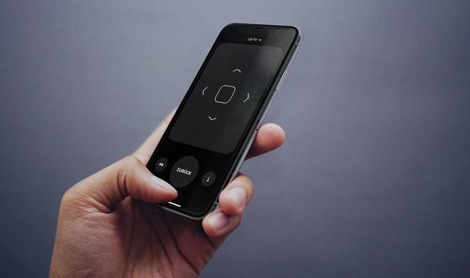 Apple aktualisiert Remote-App für Apple TV