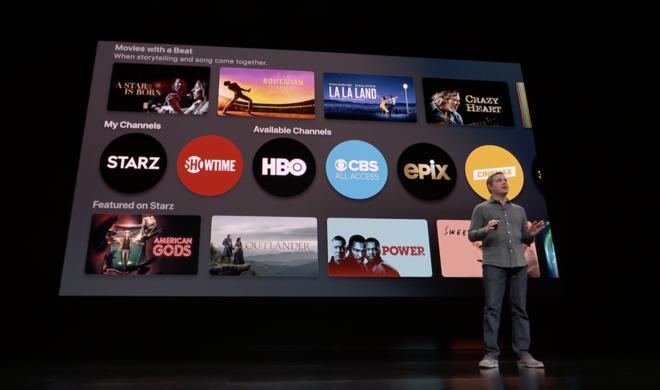 Apple TV Channels: Erhalten die Anbieter der Inhalte doch Nutzerdaten?