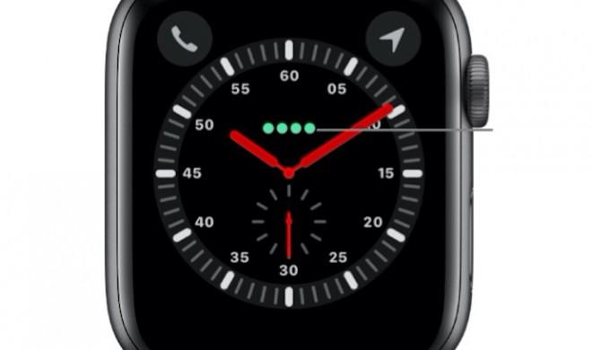 watchOS 5.2: Apple Watch Explorer-Zifferblatt verliert Ziffern