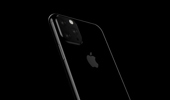 iPhone XI: Triple-Kamera mit dreieckiger Anordnung?
